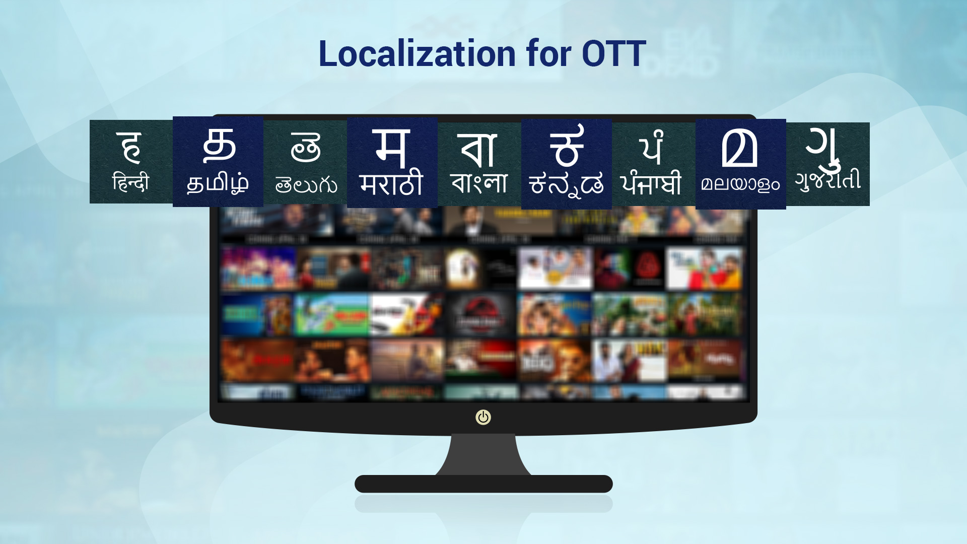 Meet Global and Local needs for OTT through Localization!!