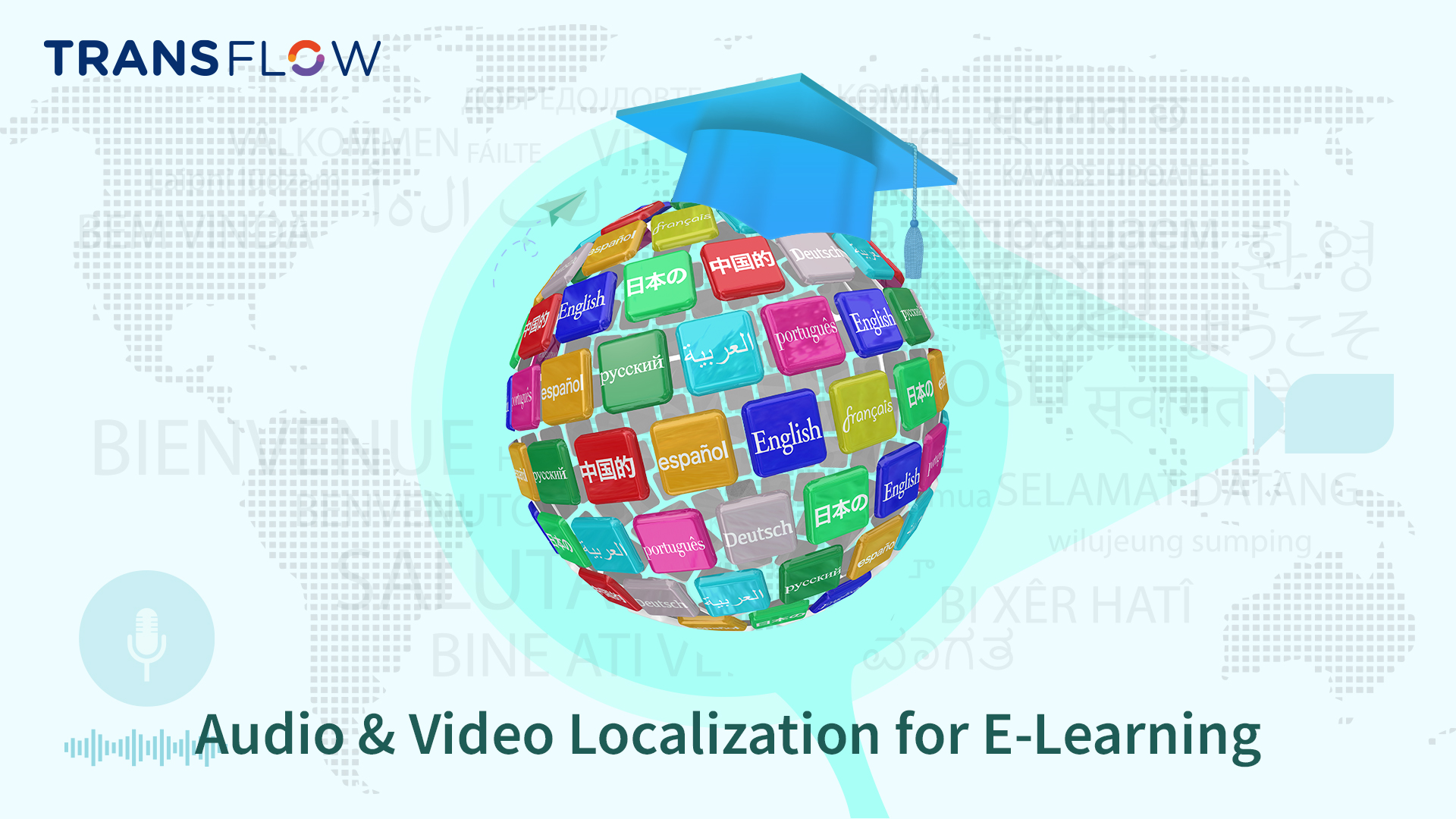 Audio & Video Localization for E-Learning
