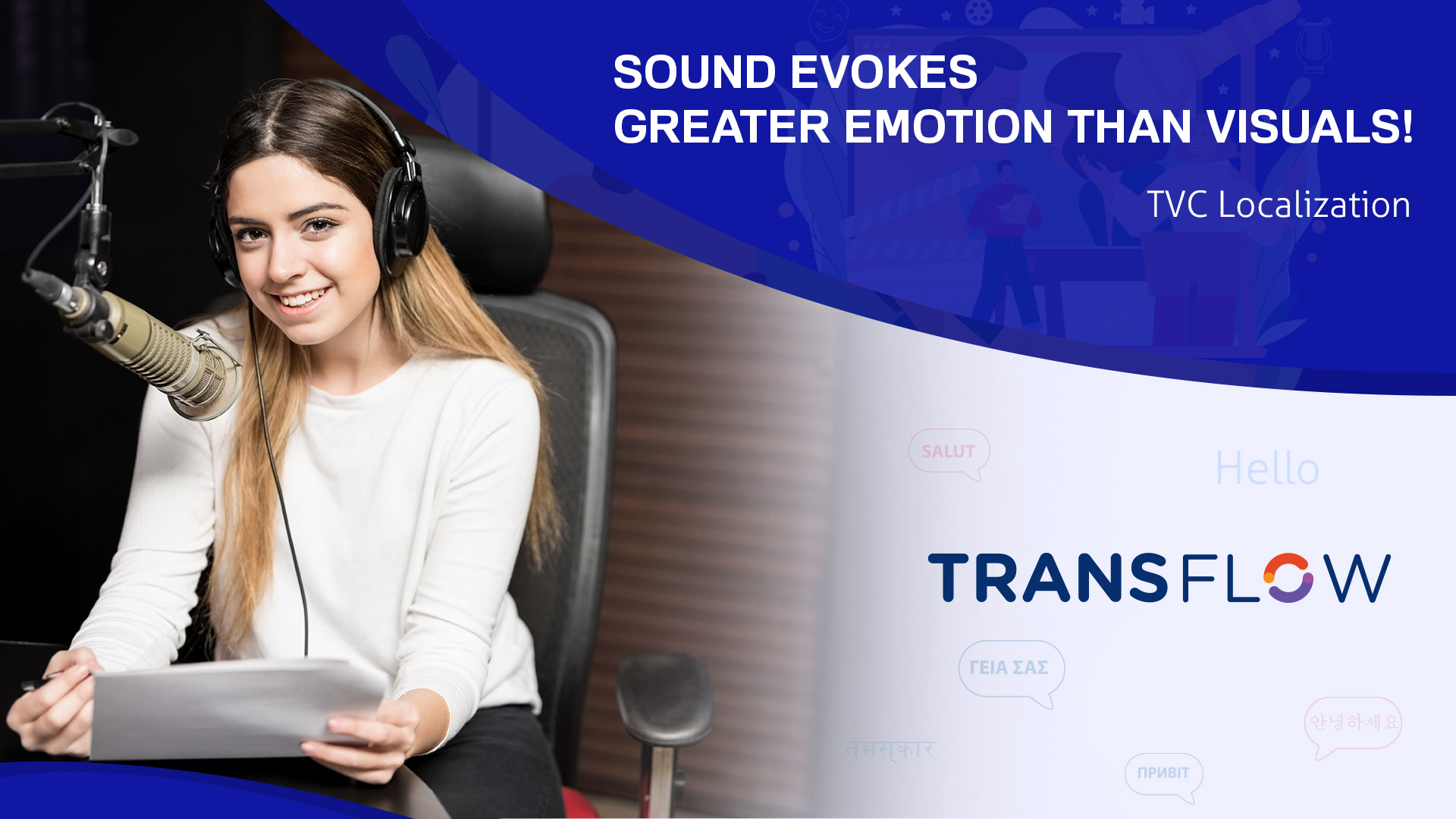 Sound Evokes Greater Emotion than Visuals